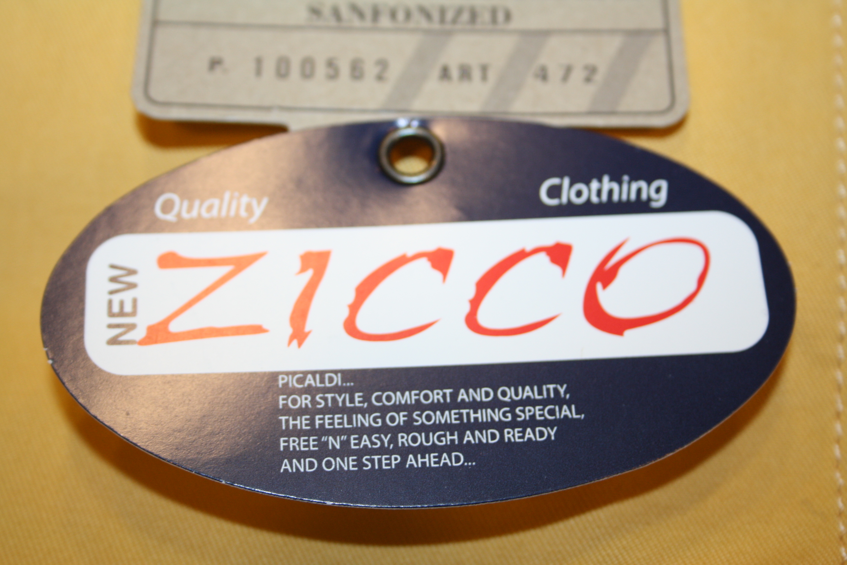 New Zicco 472 Jeans