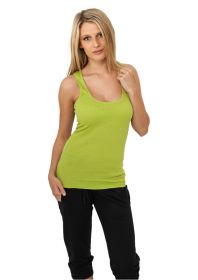 Urban Classics TB156 Ladies Tanktop Green