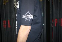 Picaldi Reloaded T-Shirt 008 navy