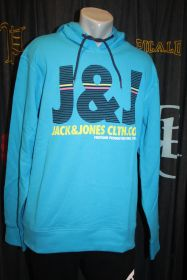 Jack&Jones Calvin Sweat Hawaiin Ocean