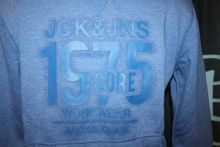 Jack&Jones GASTON Sweat Core Surf the Web/Melange