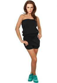 Urban Classics TB734 Ladies Jumpsuit black