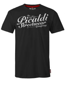 Picaldi Reloaded T-Shirt ACCENT schwarz