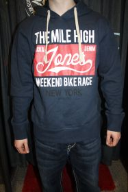 Jack&Jones Fixie Sweat dark blue