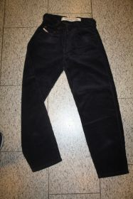 Diesel Jeans Saddle Cord antrazit