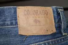 Colorado Jeans BOOT CUT dark stone
