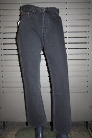 Levi`s Jeans 517 black washed neu