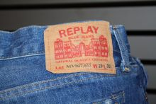 Replay Jeans MV907 stone