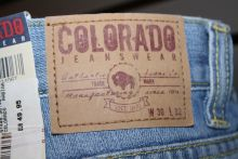 Colorado Jeans LAKE worn in