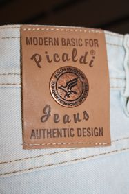 Picaldi Jeans Zicco 472 Jeans Shorts iceblue