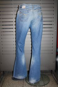 Take Two Damen Jeans LADY stone
