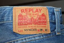 Replay Jeans MV902 stone