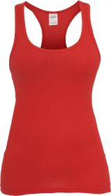 Urban Classics TB156 Ladies Tanktop Red