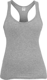 Urban Classics TB156 Ladies Tanktop Grey
