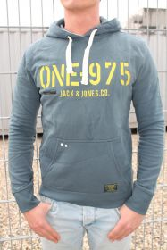 Jack&Jones Sweat Abrasion Core Orion Blue