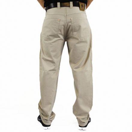 viazoni jeans gabardine beige saddle karotten fit jeans. Black Bedroom Furniture Sets. Home Design Ideas