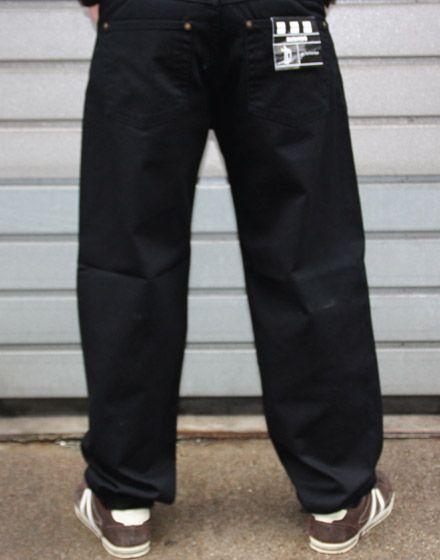 zicco 472 bushido schwarz saddle karotten fit jeans top. Black Bedroom Furniture Sets. Home Design Ideas